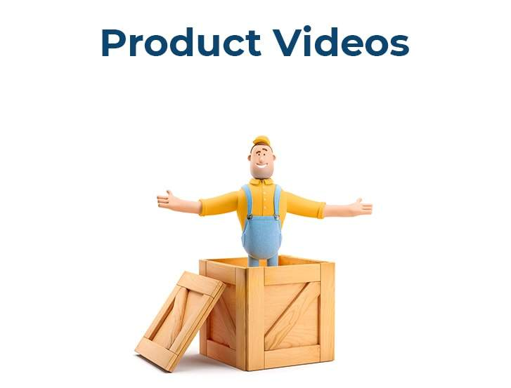 Animated Product Demo Videos